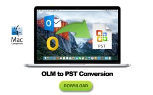 free OLM to PST email conversion